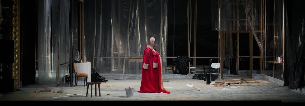 Inszenierung von Cornelia Rainer, Regisseurin
